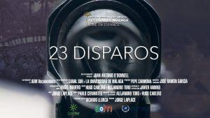 23 disparos cartel